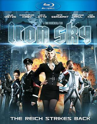 IRON SKY BY DIETZE,JULIA (Blu-Ray)